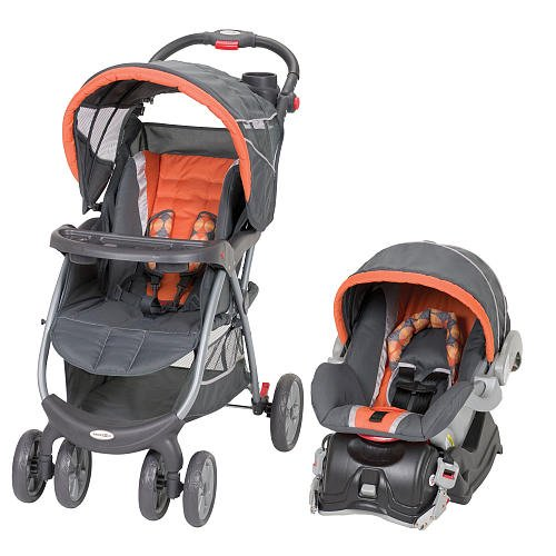 Babies R Us Pioneer Travel System Stroller Mirage front-208194