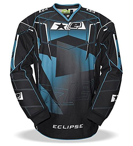 Planet Eclipse Paintball Code Jerseys (Ice, 3XL)