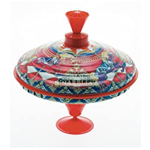 House Of Marbles Humming Carousel Tin-Top
