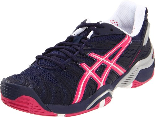 ASICS Women's Gel Resolution 4 Tennis Shoe