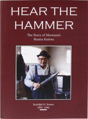 Ruana Book Heart The Hammer -