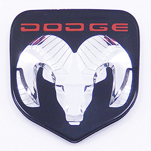 1993-2001 Dodge Ram 1500 2500 3500 Front Grille Emblem Replacement Ram Head Hood (Dodge Ram 2500 Grill Emblem compare prices)