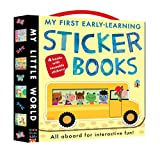 Jonathan Litton My First Early-Learning Sticker Books: Hop on Board for Interactive Fun! (My Little World)