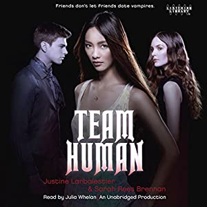 Team Human Audiobook
