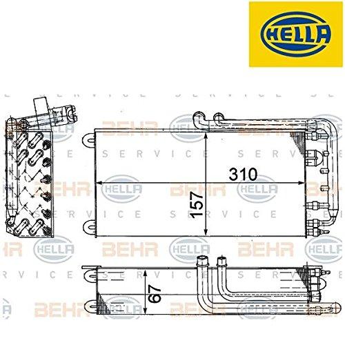 Hella  8FV 351 210-791 vaporateur