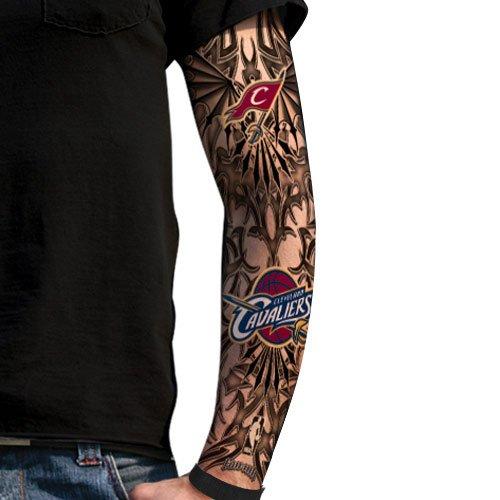 Nba cleveland cavaliers light undertone for Tattoo sleeves amazon