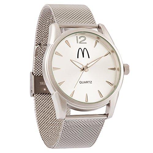 mcdonalds-de-la-banda-de-malla-de-esfera-de-color-blanco-de-acero-inoxidable-reloj-de-pulsera-para-m