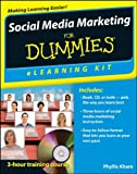 img - for Social Media Marketing eLearning Kit For Dummies book / textbook / text book
