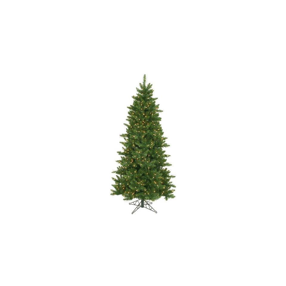 6.5 Pre Lit Camdon Fir Artificial Christmas Tree   Dura Lit Clear Lights