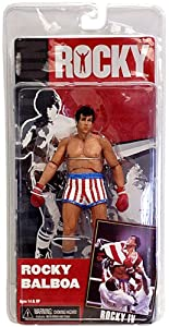 "Neca Rocky - Series 2 - Rocky IV Regular - 7"" Action Figure"