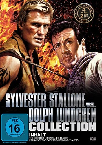 Sylvester Stallone vs. Dolph Lundgren Collection [2 DVDs]