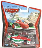 Disney / Pixar CARS 2 Movie Exclusive 155 Die Cast Car with Synthetic Rubber Tires Francesco Bernoulli
