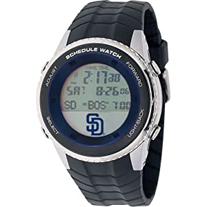 MLB Mens MLB-SW-SD Schedule Series San Diego Padres Watch by Game Time