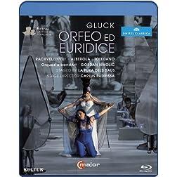Gluck - Orfeo ed Euridice [Blu-ray]