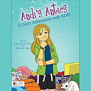 Andi's Antics Audiobook