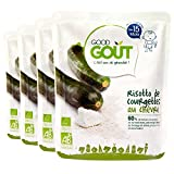 Good Goût - BIO - Risotto de Courgettes au Chèvre dès 15 mois 220 g - Lot de 4