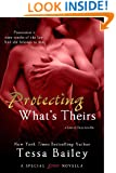 Protecting What's Theirs (Entangled Brazen) (A Line of Duty)