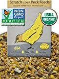 Organic, Naturally Free Layer Chicken Feed, 25lbs