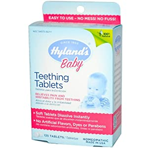 Teething Pellets Original Flavor #3 135 Pellets