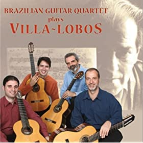 Brazilian Guitar Quartet Cover