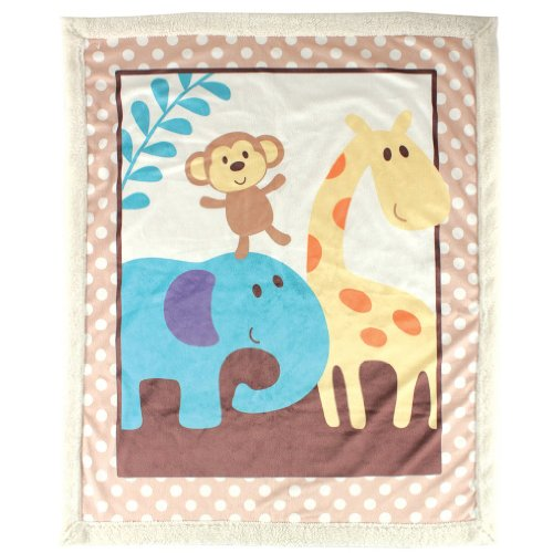 Cute Baby Bedding 8004 front