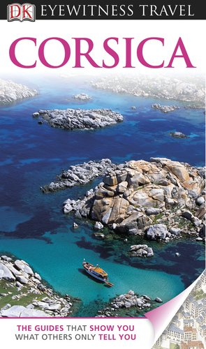 Dk Eyewitness Travel Guide: Corsica front-1044216