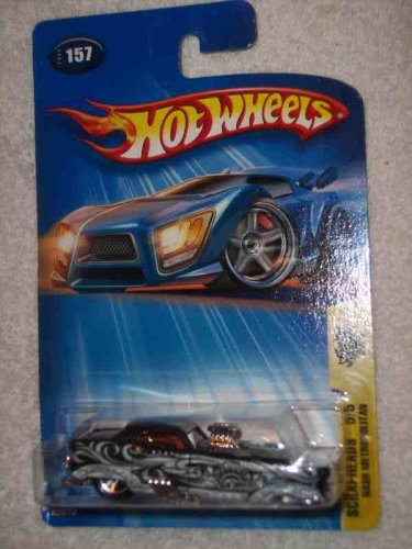 2004 Nash Metropolitan Hot Wheels Collectible - Scrapheads Series - 157 - 1