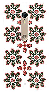 WOW Printed Designer Mobile Case Back Cover For Motorola Moto X Style