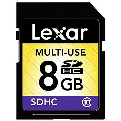 Lexar-8GB-Class-10-SDHC-Memory-card
