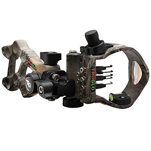 Truglo Rival Hunter 5-Pin Sight DDP Micro Xtra (Truglo Rival Hunter compare prices)