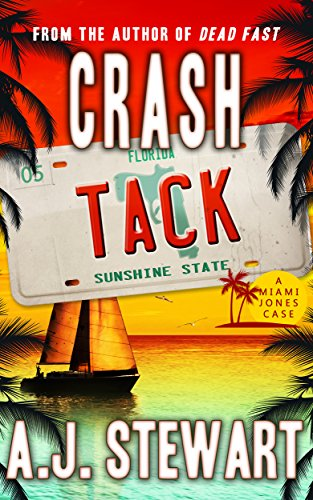 Crash Tack by AJ Stewart ebook deal