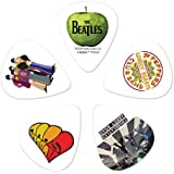 Planet Waves Beatles Guitar Picks, Albums, 10 pack, Medium