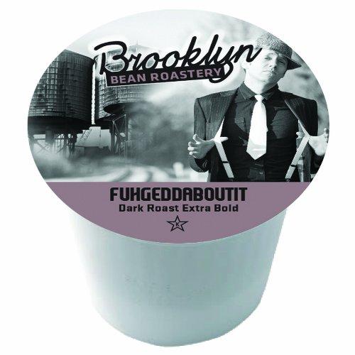 Brooklyn Beans Fuggedaboudit Coffee Single-cup