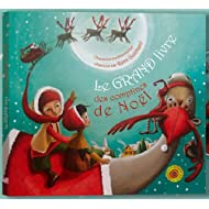 Le grand livre des comptines de Noël (1CD audio)