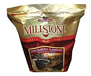 Millstone Medium Roast Colombian Supremo Coffee (2.5 Lbs)