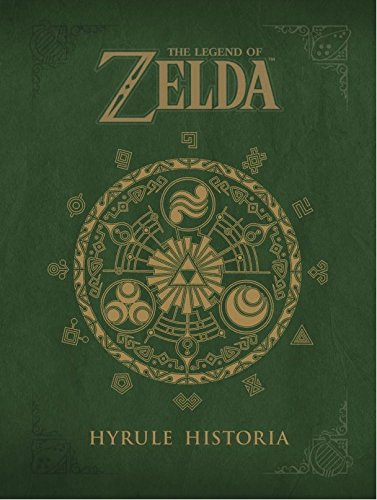 The Legend Of Zenda. Hyrule Historia (CÓMIC MANGA)