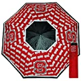 NCAA North Carolina State Wolfpack Folding Wrap Umbrella
