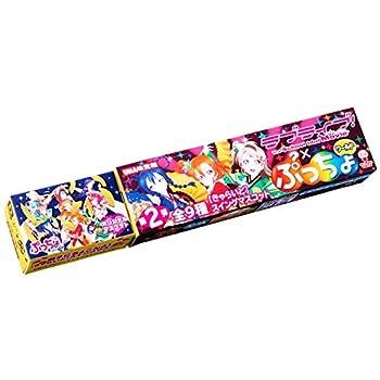 ぷっちょワールドラブライブ2 12入 食玩・キャンディー(ラブライブ!)