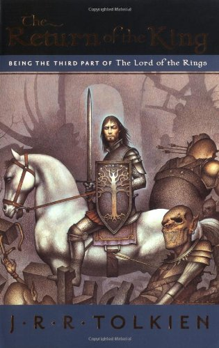 Cover of The Return of the King: Being the Third Part of The Lord of the Rings