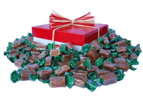 Bequet Gift Box – Gourmet Celtic Sea Salt Caramel – 3lbs