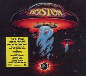 Boston by Sony Legacy