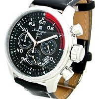 [エアロマチック1912]aeromatic1912 腕時計 ドイツ製二戦ドイツ空軍パイロット復刻クロノグラフA1287 【並行輸入品】