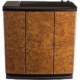 Essick Air H12-400HB 3-Speed Whole House Evaporative Console Humidifier, Oak Burl