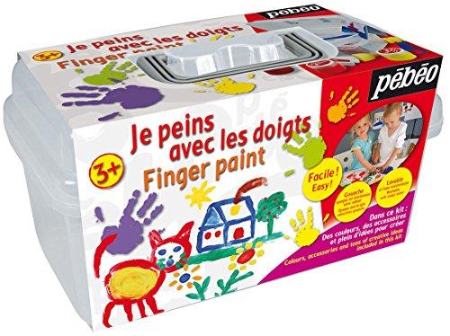pebeo-633701-tacticolor-textile-coffret-atelier-gouache-aux-doigts-10-pots-de-40-ml