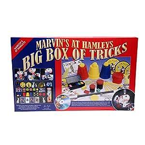 marvin at hamleys big box of tricks instructions