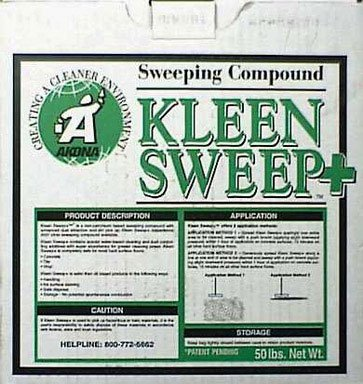 kleen-sweep-sweeping-compound