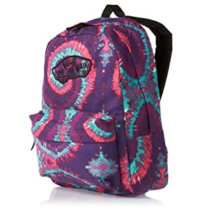 Vans Realm backpack, Purple-Pink-Blue