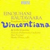 "Rautavaara:  Symphony No. 6 ""V"