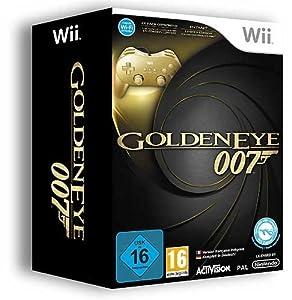 James Bond: GoldenEye 007 +  manette - édition collector