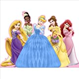 Disney Fanciful Princess Centerpiece Party Accessory